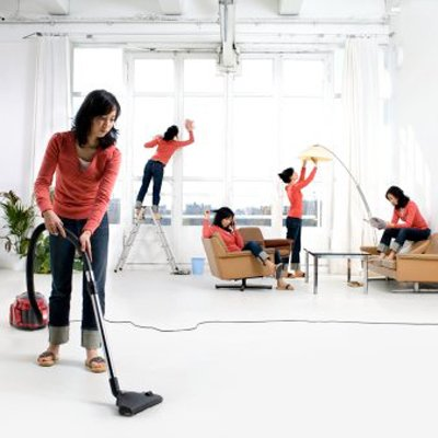 What is an Obsessive Cleaning Disorder?